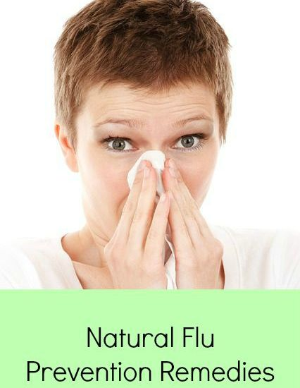 natural flu prevention remedies