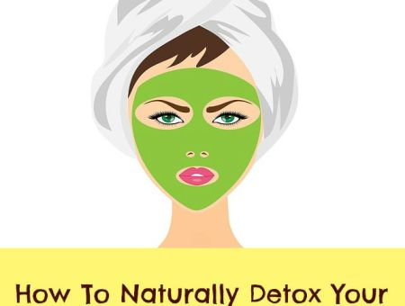 naturally detox your face