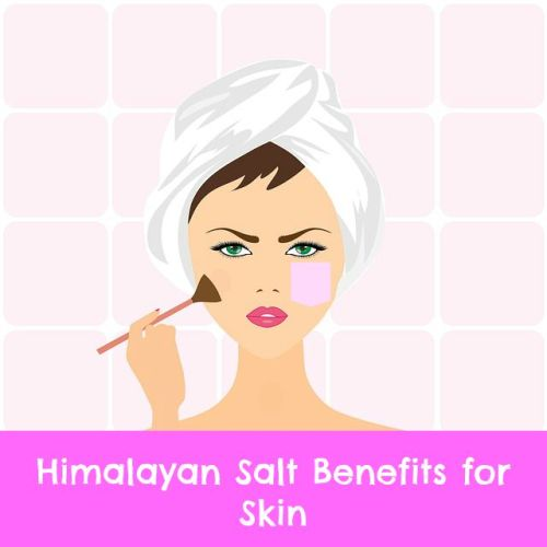 Himalayan salt benefits for skin