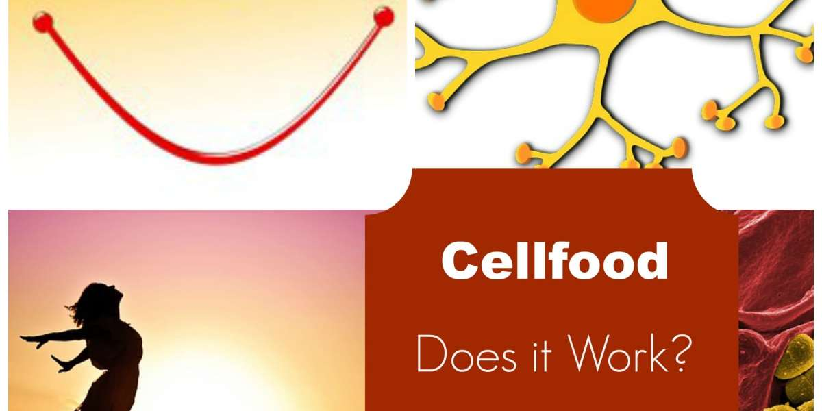Cellfood Does it Work?