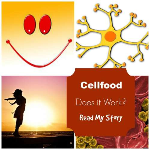 Cellfood does it work