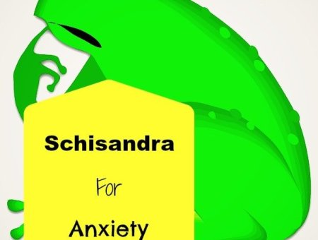 Schisandra for anxiety
