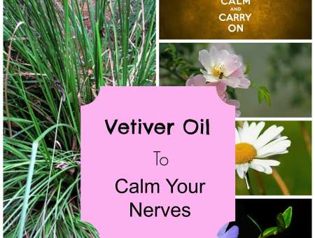 Vetiver essential oil uses