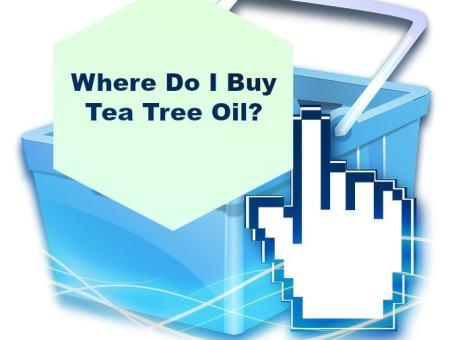 Where do I buy tea tree oil
