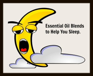 essential oil sleep blends