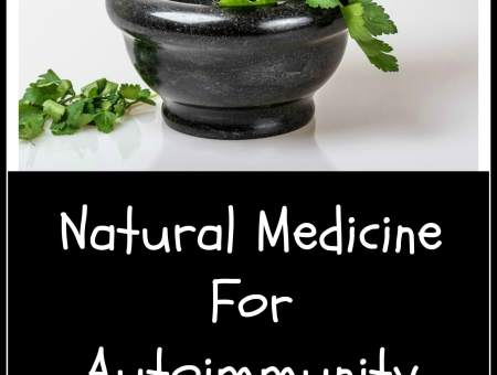 Natural medicine for autoimmune disease