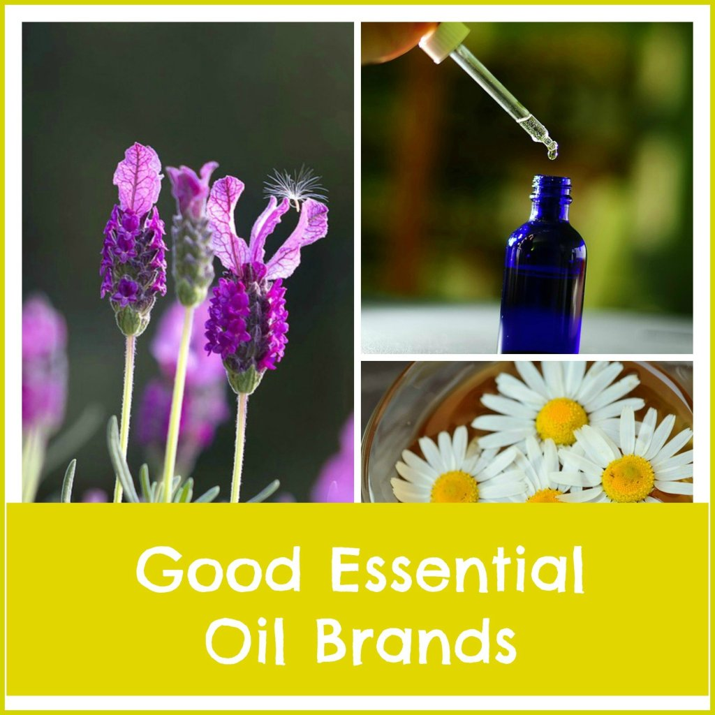 good essential oil brands