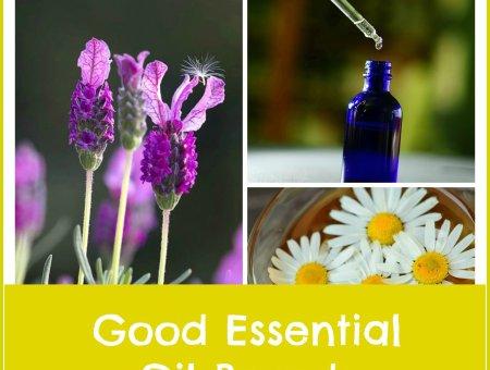 good essential oil brands