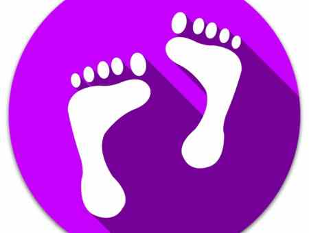 lavender essential oil for your feet
