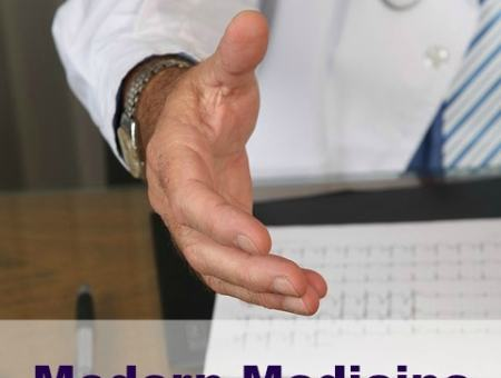 modern medicine vs herbal medicine