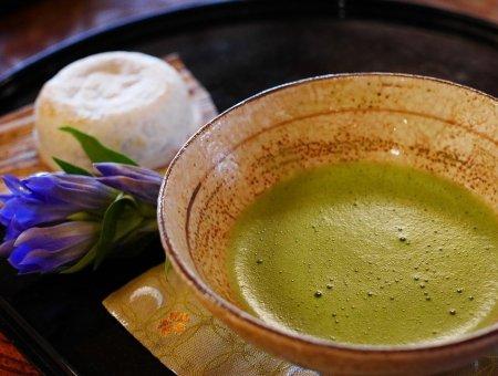 matcha green tea powder not from Japan