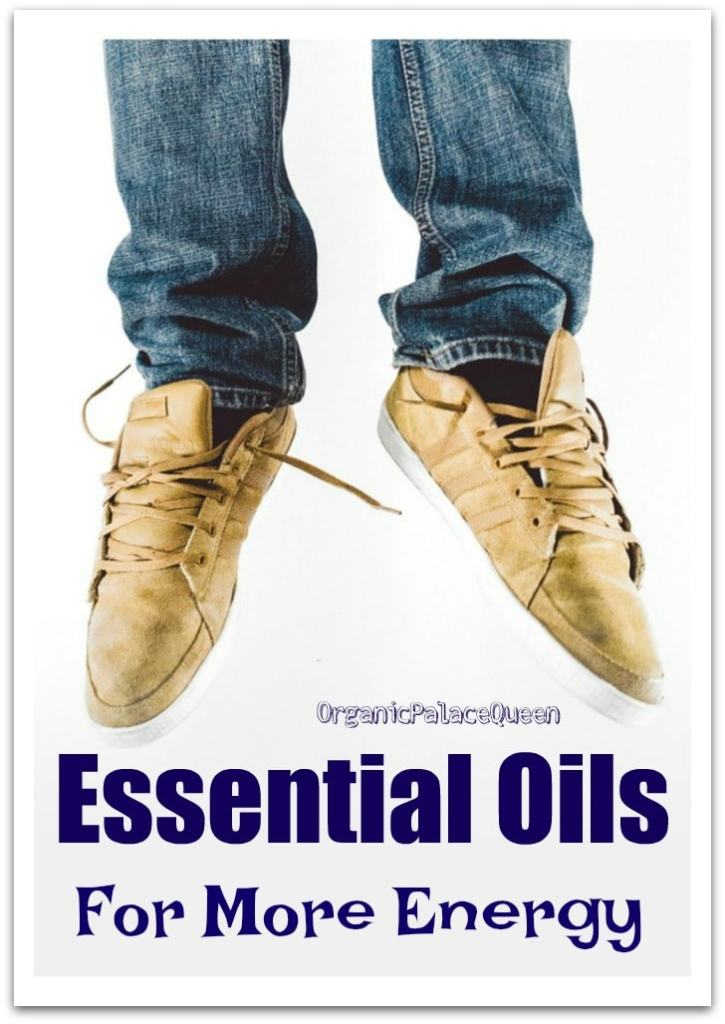 Essential oils to help increase your energy