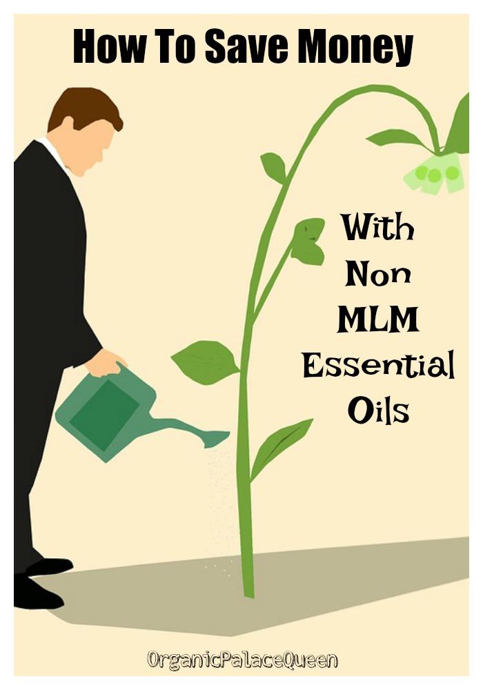 Non MLM essential oil companies