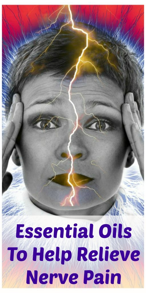 Essential oils and nerve pain