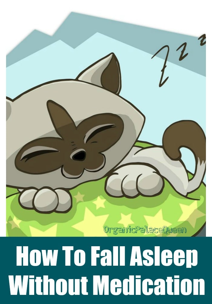 How to fall asleep without taking medication