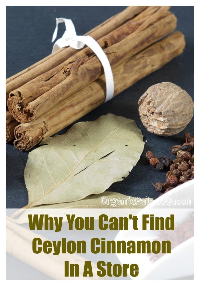 Where to buy true Ceylon cinnamon