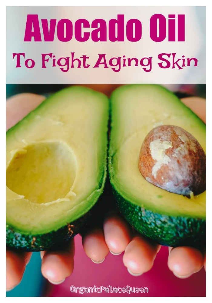 avocado seed oil for your face