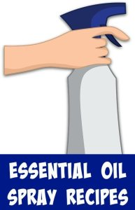 essential oil room spray recipes
