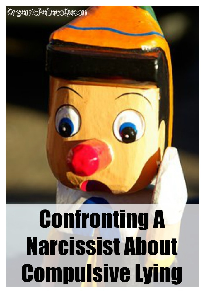 Narcissists and compulsive lying