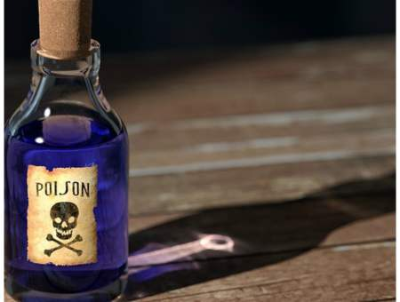 Toxins in deodorant