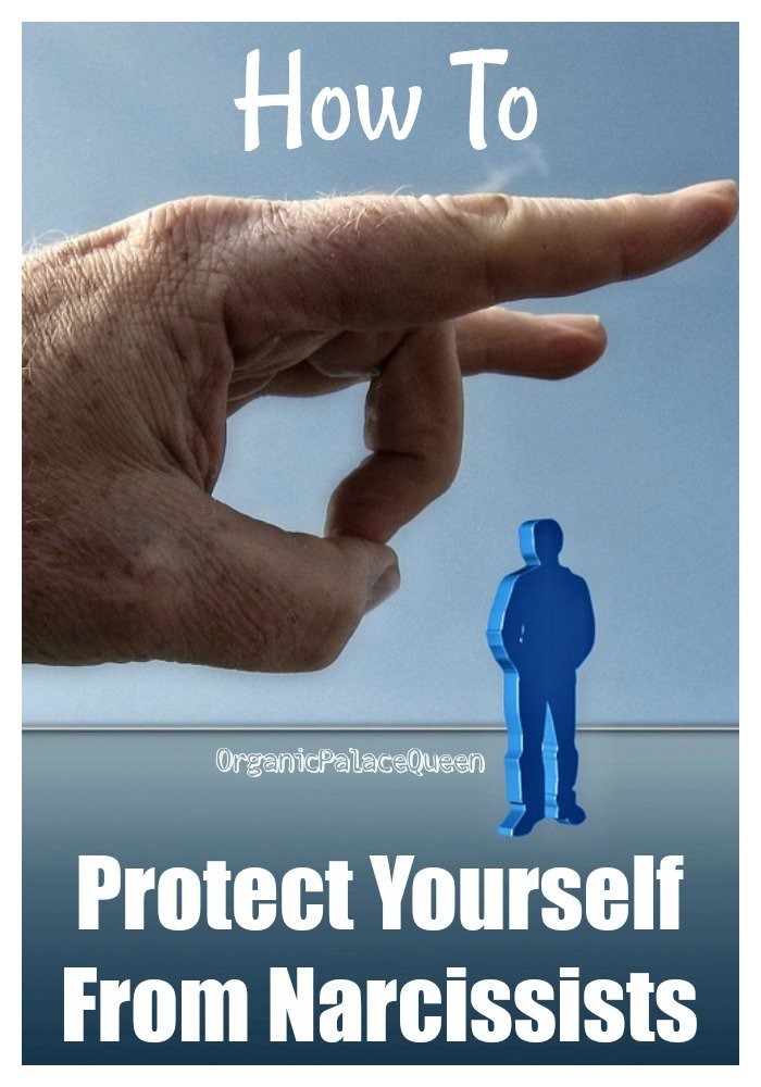 How to protect yourself from narcissists