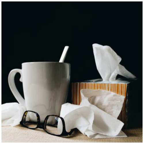 Essential oils for stuffy noses