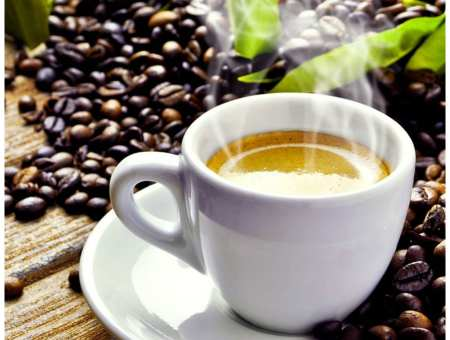 Does coffee contain nutrients