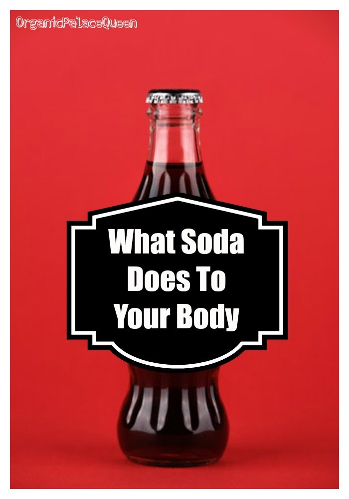 What soda does to your body