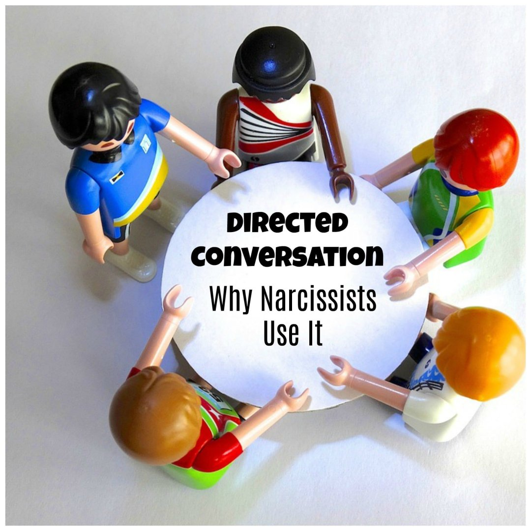 What is directed conversation