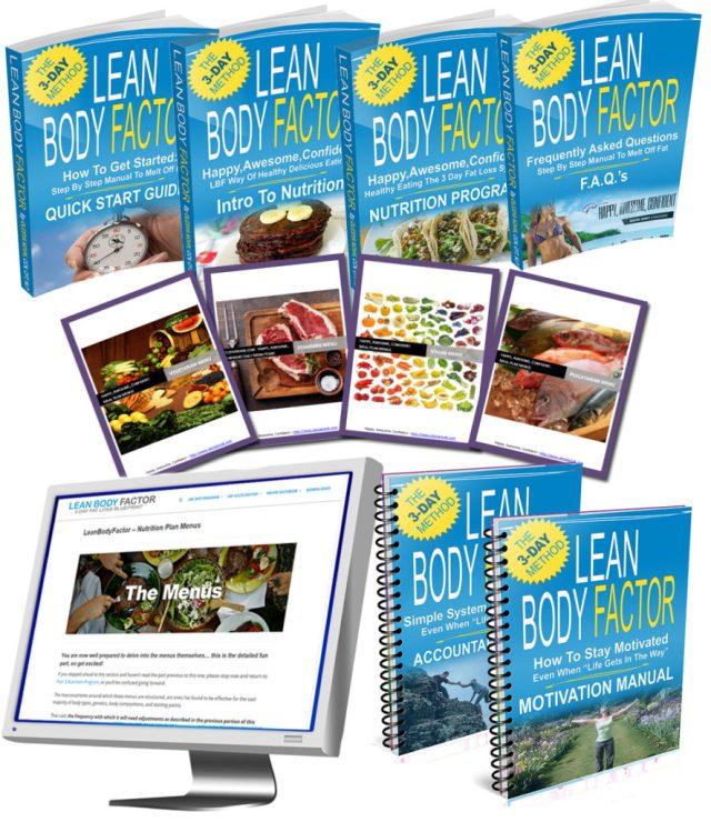 leanbodyfactorbook