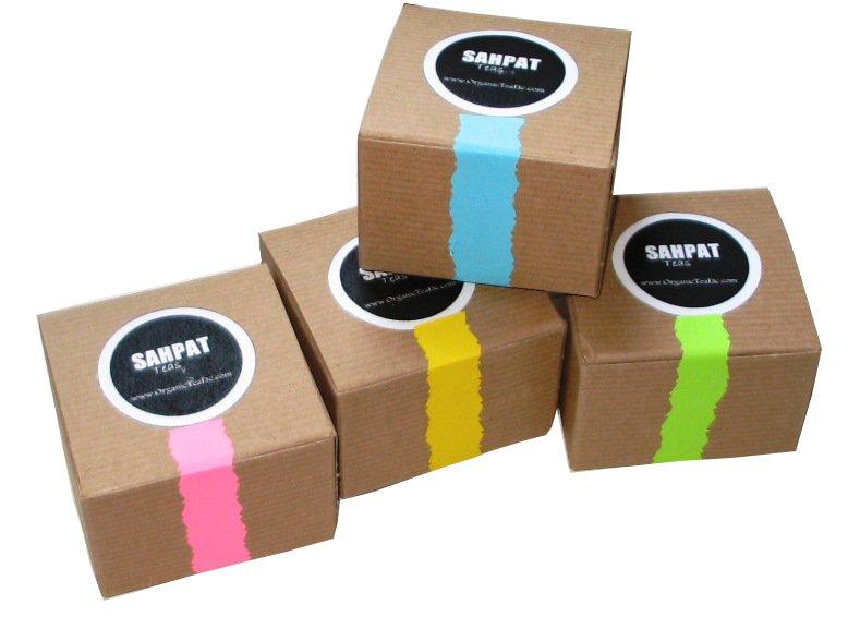 Tea Gift Tea Sampler Gift Organic Tea Gift Herbal
