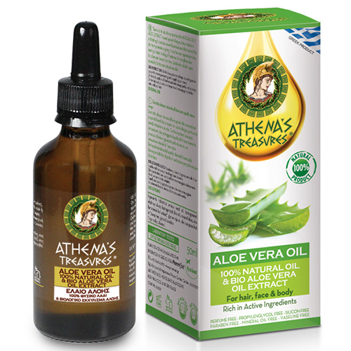 Aloe Vera Natural Oil 50ml