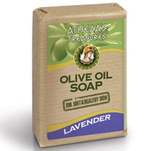 Olive Oil Soap Lavender 100gr