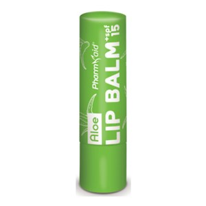 Lip Balm Aloe Vera 4,8gr