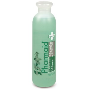 Alcohol Lotion Mint 250ml