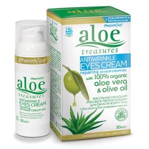 Anti Wrinkle Eye's Cream-Gel 30ml