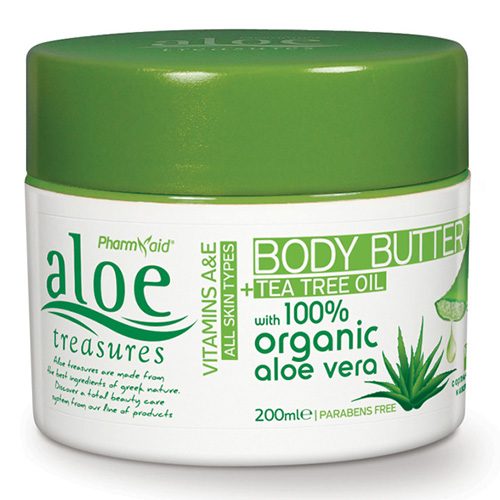Body Butter Tea Tree Oil 200ml