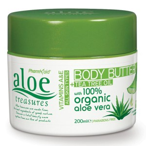 Body Butter Tea Tree Oil 200ml