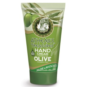 Hand Cream Avocado & Aloe Vera 100ml