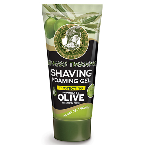 Shaving Foaming Gel Aloe Vera & Chamomile 60ml