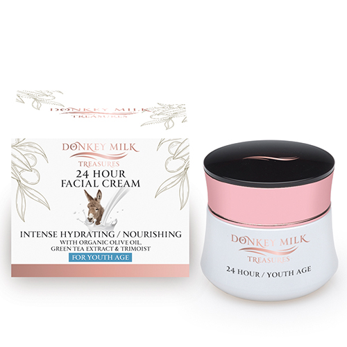 24 Hour Intense Hydrating Nourishing Facial Cream