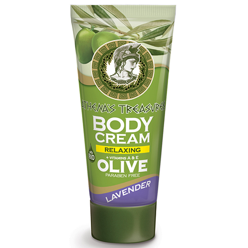 body cream lavender