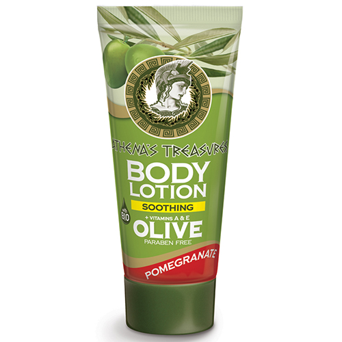 body lotion pomegranate