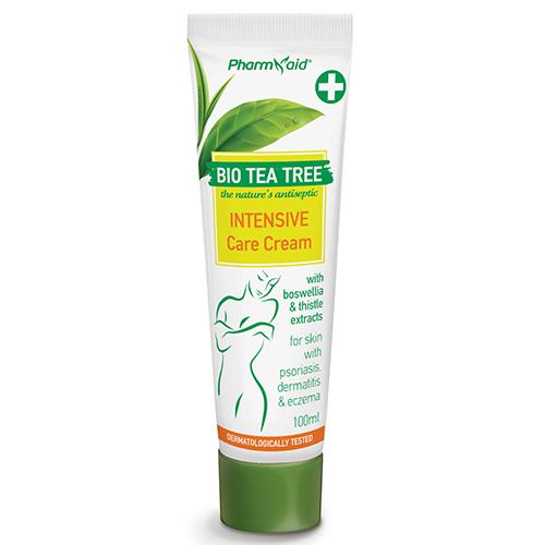 Pharmaid Intensive Care Cream Tea Tree Oil