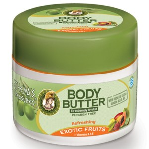 Pharmaid Athenas Treasures Body Butter Exotic Fruits