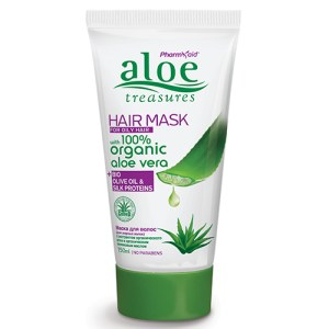 Aloe Treasures Hair Mask Normal Hair