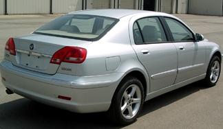 Pyeonghwa Motors Corp Car 5