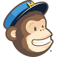 We are Australian listed MailChimp partners