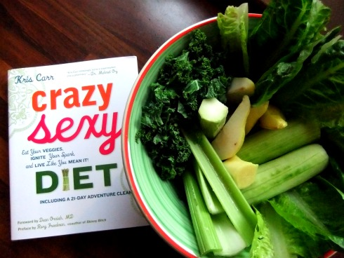 My crazy sexy diet