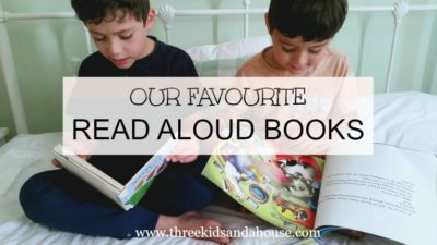 Top 7 Childrens' Read Aloud Books For 4 To 7 Year Olds